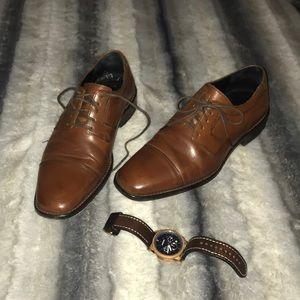 Johnston & Murphy Dress Shoes 👞